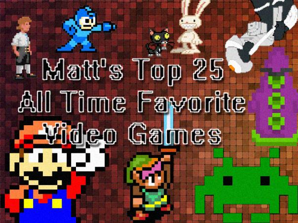 top 25 games