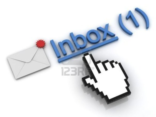 12432558-new-email-message-in-the-inbox-concept-on-white-background