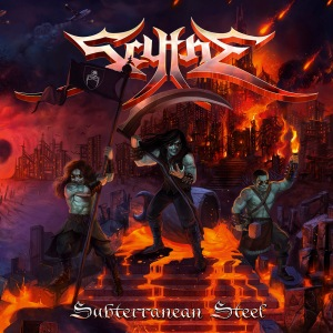 Scythe - Subterranean Steel album cover
