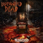 DISFIGURED DEAD  - Relentless cover art 425w