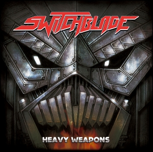 Heavy Weapons - Front Cover